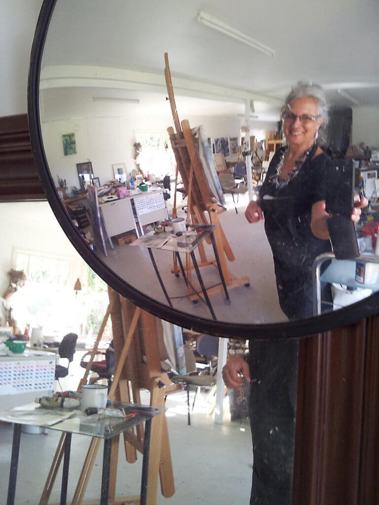 Corinne Colombo, artiste visuelle et enseignante